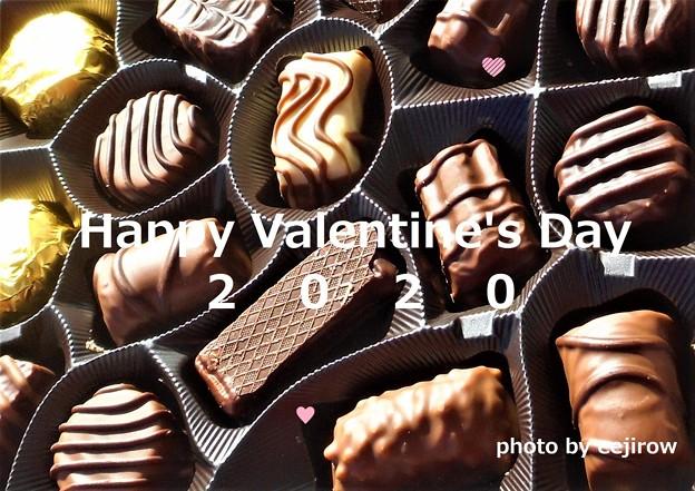 Happy Valentine's Day 2020 @遅まきながら