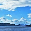 Photos: 藤井川河口(松永湾)から瀬戸内海を望む2020.2.17