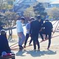 Photos: 公園で遊ぶ@新型コロナで休校相次ぐ