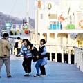 Photos: 春休み(+臨時休校)@瀬戸内海@駅前周辺
