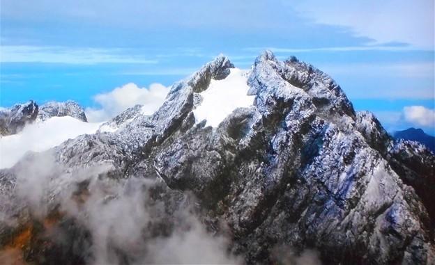 ナイルの源流@赤道直下ルウェンゾリ山5,109m@NHKグレートネイチャーより