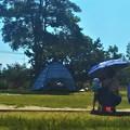 Photos: 休日は外でキャンプして遊ぶ@4連休@秋分の日