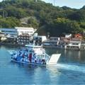 Photos: フェリー 百風(モモカゼ)丸@瀬戸内海・尾道水道
