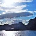 Photos: 新春の海と空と雲@21.1.1