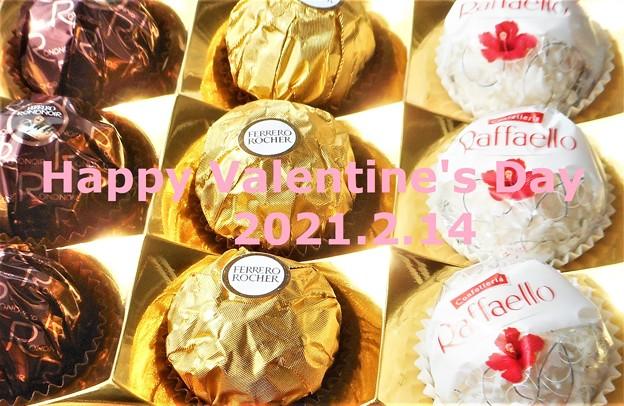 Happy Valentine's Day 2021