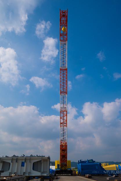 大型クレーン-1