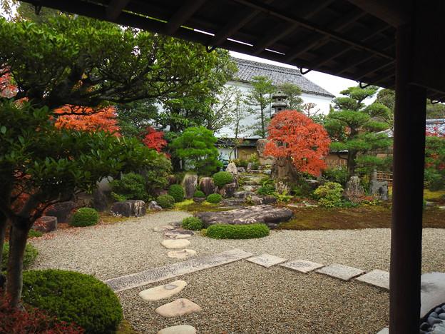 02庭園紅葉