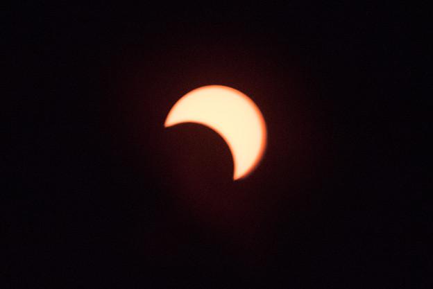 部分日食  2020-6-21