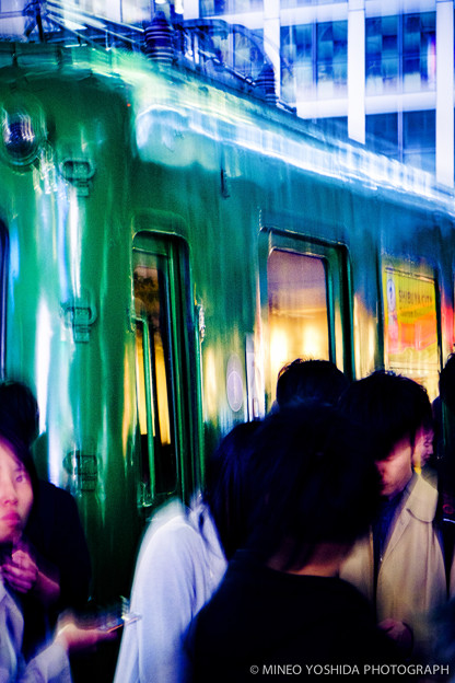 TOKYO COLOR CHROME #029