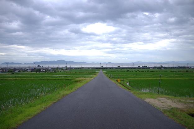 Photos: 湖西の空