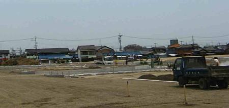 フレスポ鈴鹿 平成20年10月16日 開業予定で着工