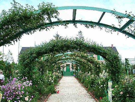 モネの家・モネのスイレン-180514-1