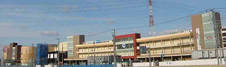 イオン大高ショッピングセンター今春オープン予定で建設中3-200217-1