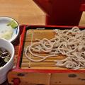 寿々喜( 成増・蕎麦 ) せいろ( そば )   2017/07/13