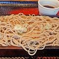 大戸屋( 成増 ) せいろ蕎麦   2016/07/24