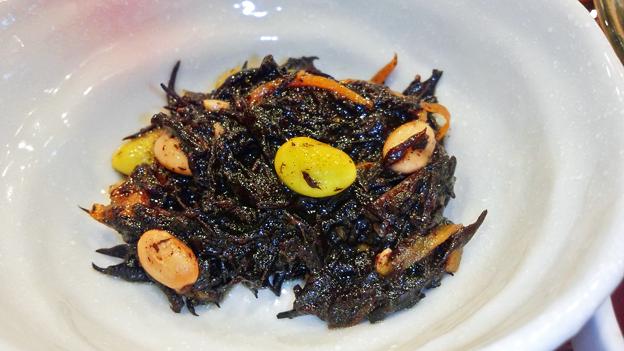 ガスト ( 成増店 ) 豚ロースのとんかつ定食 ( ひじきの煮つけ ) 2016/07/09