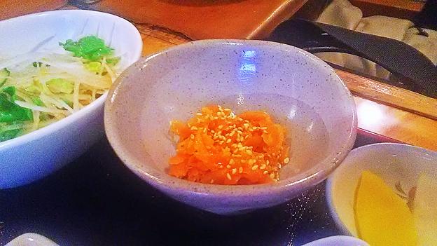 だいこん ( 成増 ) 焼き魚定食( にんじん ) 2019/01/15