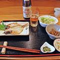 Photos: だいこん ( 練馬区旭町 or 成増 ) 焼魚定食( エボダイ )     2019/03/16
