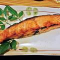 だいこん ( 練馬区旭町 or 成増 ) 鮭 ( 焼魚定食 )       2019/03/30