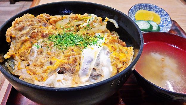 寿々喜( 成増・蕎麦 ) カツ丼  2019/05/06