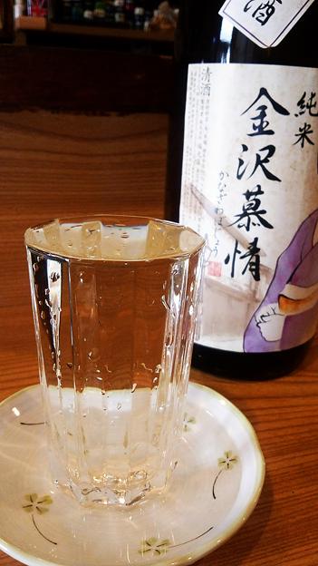 だいこん ( 練馬区旭町 or 成増 ) お酒  2019/05/11