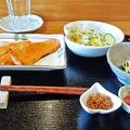 Photos: だいこん ( 練馬区旭町 or 成増 ) 焼魚定食 ( メカジキの味噌漬け ) 2019/05/11