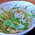 Photos: だいこん ( 練馬区旭町 or 成増 ) だいこんサラダ ( 焼魚定食 ) 2019/05/18