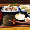Photos: だいこん ( 練馬区旭町 or 成増 ) いわしの酢じめ定食 + お酒   2019/07/06
