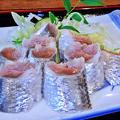 Photos: だいこん ( 練馬区旭町 or 成増 ) いわしの酢じめ ( 定食 )  2019/07/06