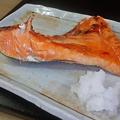 花水木 ( 成増 ) 焼き鮭 ( カマ )  2019/07/26