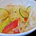 Photos: だいこん ( 練馬区旭町 or 成増 ) だいこんサラダ ( 焼魚定食 ) 2019/07/20