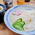 Photos: やまだや ( 成増 = やまだ食堂 ) そうめん  2019/07/31
