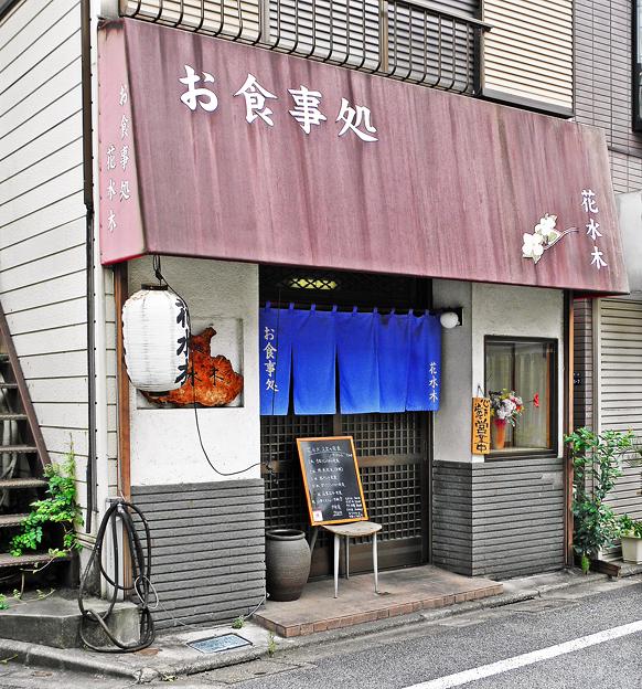 花水木 ( 成増 ) 外観  2019/08/16