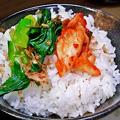 花水木 ( 成増 ) ご飯 ( 牛カルビ焼き定食 ) 2019/08/16