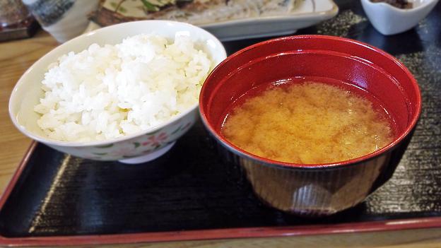 だいこん ( 練馬区旭町 or 成増 ) 焼魚定食b ( アカウオ )  2019/09/21