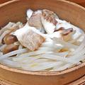 Photos: 花水木 ( 成増 ) 真鯛と野菜のせいろ蒸し ( 定食 )       2019/10/11
