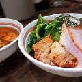 道頓堀 ( 成増 = ラーメン ) 特製つけ麺  2019/09/29