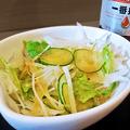 だいこん ( 成増 or 練馬区旭町 ) だいこんサラダ       2019/10/19
