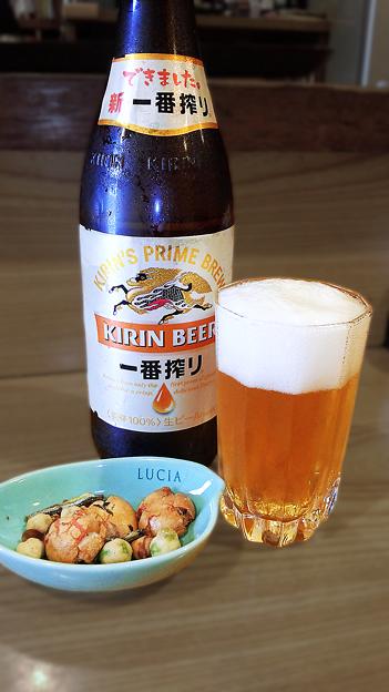 だいこん ( 成増 or 練馬区旭町 ) ビール  2019/10/19