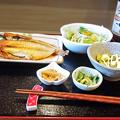 だいこん ( 成増 or 練馬区旭町 ) 焼き魚定食 ( アカウオ )  2019/10/19