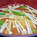 Photos: 花水木 ( 成増 ) 味噌汁 ( 定食 )  2019/10/26