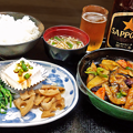 Photos: 花水木 ( 成増 ) 麻婆茄子定食  2019/10/26