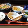 Photos: だいこん ( 成増 or 練馬区旭町 ) 肉うどん定食 2019/11/02