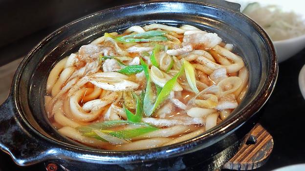 Photos: だいこん ( 成増 or 練馬区旭町 ) 肉うどん ( 定食 )     2019/11/02