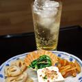 Photos: 花水木 ( 成増 ) 梅酒ソーダ  2019/11/07
