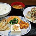 Photos: 花水木 ( 成増 ) あさり酒蒸し定食  2019/11/07