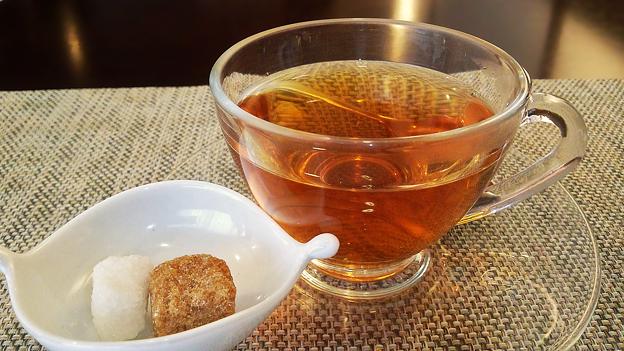 レ・クルール ( 成増 ) 紅茶 ( ランチ・コース ) 2019/11/15