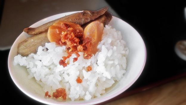 だいこん ( 成増 or 練馬区旭町 ) ご飯 ( 定食 )       2019/11/30