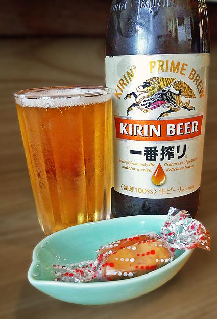 だいこん ( 成増 or 練馬区旭町 ) ビール + おつまみ       2019/11/30