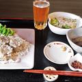 だいこん ( 成増 or 練馬区旭町 ) シューマイ定食       2019/11/30